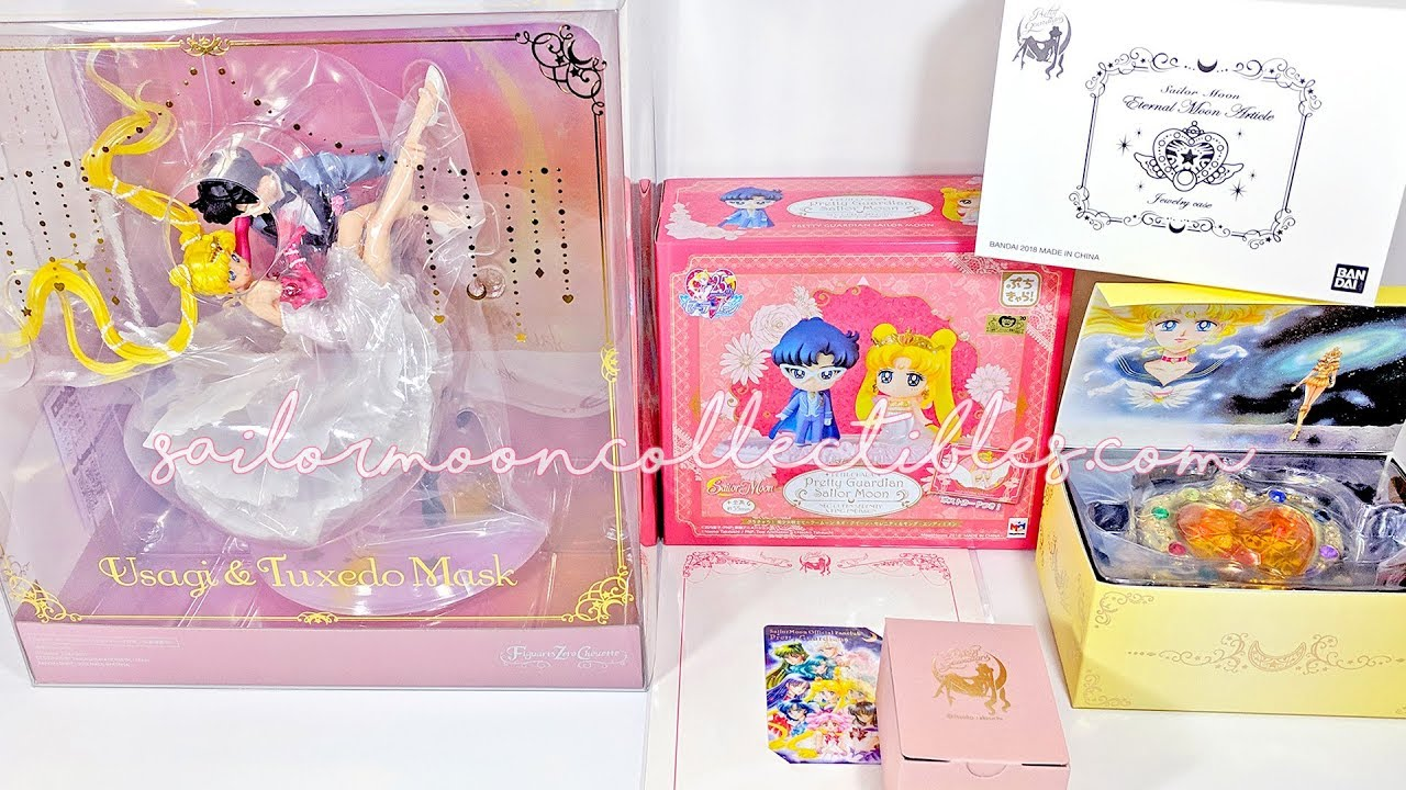 e89fcb942 Sailor Moon Collection Update: Fan Club Exclusives, Neo Queen Serenity  Petit Chara
