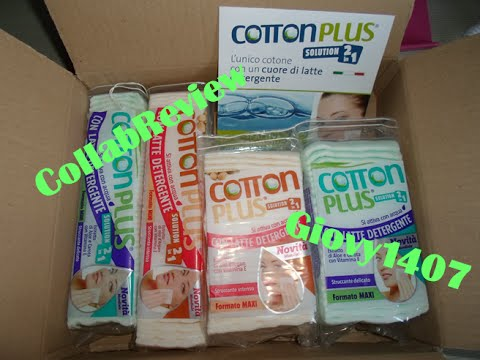 Cotton Plus Solutions 2in1 - CollabReview #8 | Giovy1407