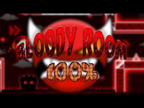Инсейн Демон За Одну Ночь?!?! | Bloody Room By F3lixsram | Geometry Dash