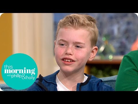 The Boy Who Helped Change the Organ Donation Law | This Morning