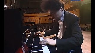 Evgeny Kissin plays 8 Chopin Etudes op. 10 & op. 25 - video 2009