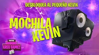FREE SMALL KEVIN BACKPACK ? FORTNITE CHILE BATTLE ROYALE 2018 // CHALLENGE