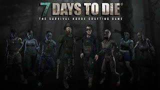 7 Days to Die (Alpha 13) #03 - Заправка и библиотека