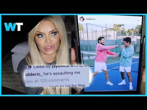 "Trisha Paytas EXPOSES Vlog Squad for ""White Male Privilege""??"