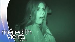 Ghost Hunting With The Tennessee Wraith Chasers! | The Meredith Vieira Show