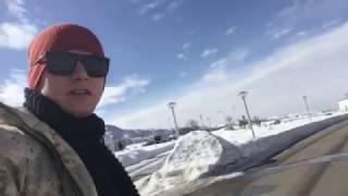 Снимаем кино в Алмате / Роман Курцын