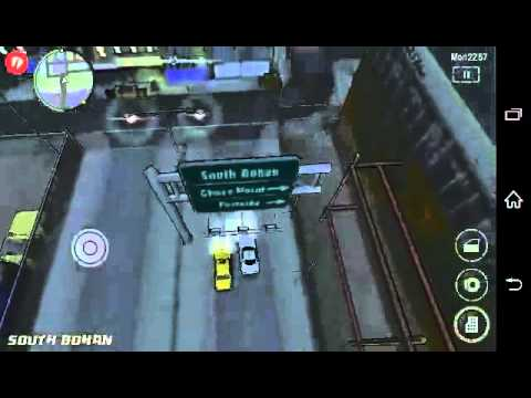 #1 прохождение GTA: Chinatown Wars [Android] - YouTube