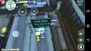GTA Chinatown Wars Android Gameplay