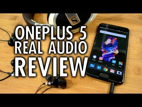 OnePlus 5 Real Audio Review: Long live the 3.5mm headphone jack!