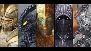 Skyrim - Top 20 Best Armor Mods of All Times