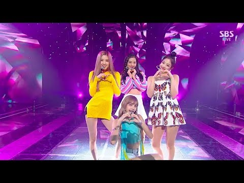BLACKPINK - 'FOREVER YOUNG' 0805 SBS Inkigayo