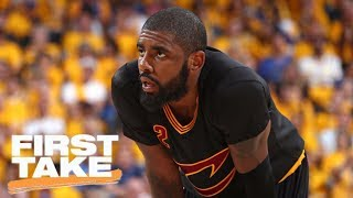 Stephen A. Smith: Cavaliers 'Not An Ideal Situation' For Kyrie Irving | First Take | ESPN Archives thumbnail