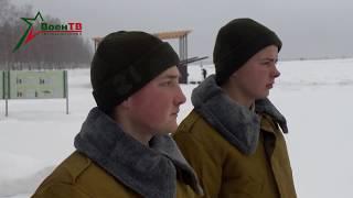 Военное обозрение (29.01.2019) Полевой выход танкистов