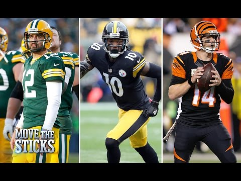 Who Are the Top 5 QBs Right Now? | Move the Sticks | NFL