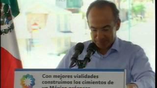 """Inauguración del Boulevard """"José Francisco Blake Mora"""" (evento completo)"""