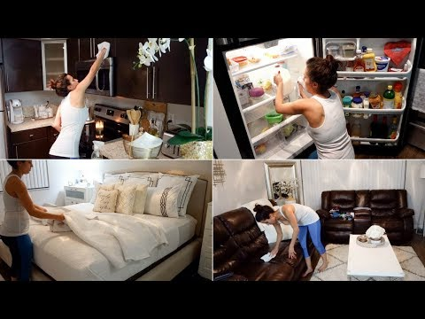 Intense Deep Cleaning & Organizing | Cleaning Everything |