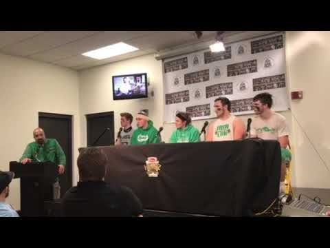 South Fayette HC Ben Coyne, Players Press Conference After WPIAL Title | WPIAL Championships