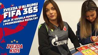 ZVEZDA U ALBUMU FIFA 365 | ANJA JE IZVUKLA MARINA I PREOKRENULA REZULTAT + DELIMO SLIČICE