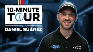 10-Minute Tour With Daniel Suarez