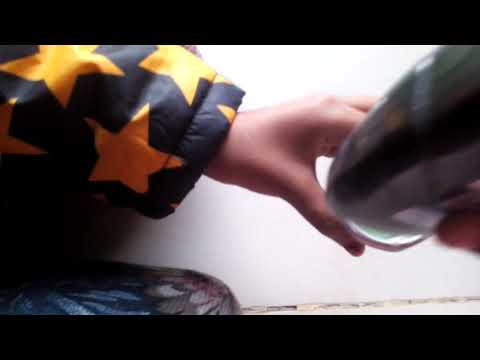 How to make slime with sanitizer