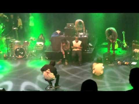 Xavier Wulf - The Wulf of Akina (Live @ Club Nokia, 1/30/16)