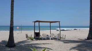 Hotel Playa Mandala en Palomino, La Guajira