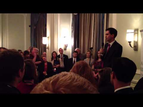 Ed Milliband talking about his Jewish identity at Lab Conf fringe Oct 2nd 2012