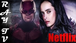 Сериалы Сериалы Сериалы Netflix: Dardevil, Джессика Джонс и MARVEL