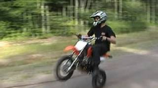 2010 Gio 125cc dirt bike