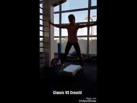 Classic versus Crossfit