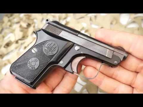 Beretta 950 Jetfire  25 Pocket Concealed Semi Auto Pistol Overview - New World Ordnance