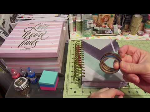 Plan With Me Design Group Collaboration:: Start Planner/Peekaboo Planning