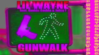 gunwalk lil wayne chopped screwed by deepsouthslowdowns