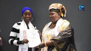 Aminata Mbengu Ndiaye  « j'ai particulièrement apprécié la bonne organisation