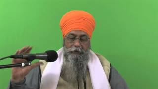 Nitname Steek   Japji Sahib   Giani Thakur Singh Ji