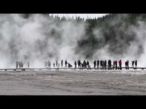 Yellowstone National Park Footage  Creative Commons Free License   YouTube
