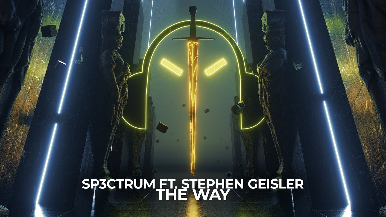 SP3CTRUM - The Way (ft. Stephen Geisler)