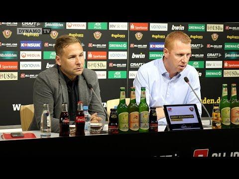 7. Spieltag | BOC - SGD | Pressekonferenz vor dem Spiel