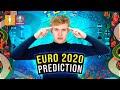 MY FULL EURO 2021 PREDICTION