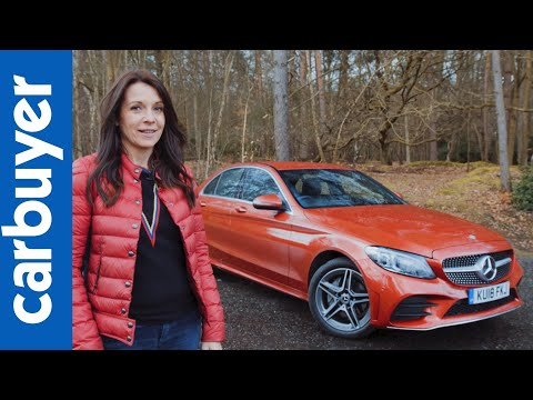 Mercedes C-Class saloon 2019 in-depth review - Carbuyer