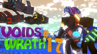 Minecraft: Voids Wrath - Part 17 - Building the Dravite Portal!