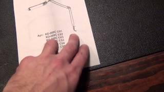 Недорогая настольная лампа Camelion KD-008С(, 2014-11-20T09:53:26.000Z)