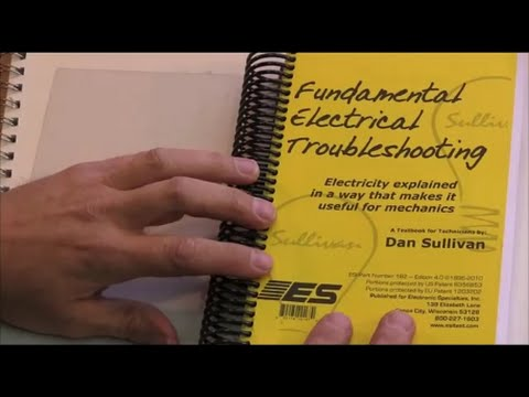 #182 Fundamental Electrical Troubleshooting Book