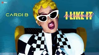 Cardi B, Bad Bunny, J Balvin – I Like It (Instrumental Remake) Video