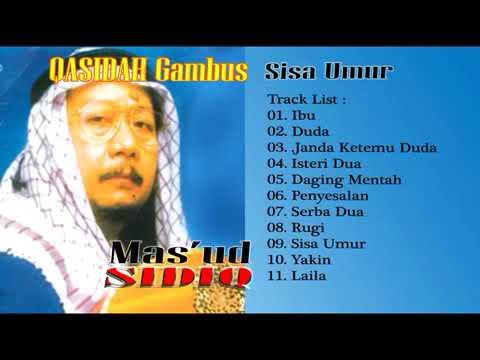 Full Qasidah Gambus Religi Mas'ud Sidik - Album Sisa Umur