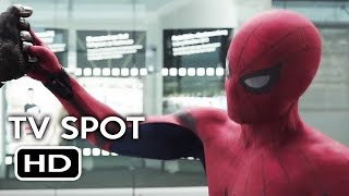 Captain America: Civil War Spider-Man TV Spot (2016) Chris Evans, Robert Downey Jr. Movie HD