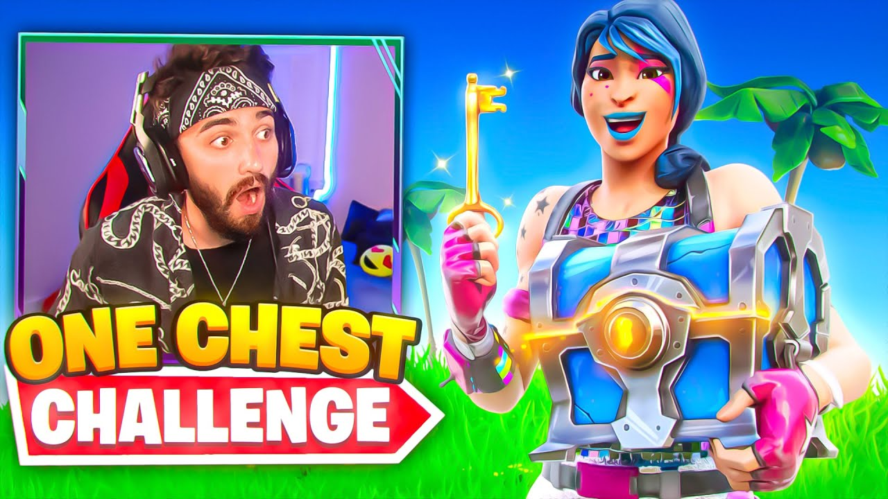 I Got 100 Fans to Compete using only ONE CHEST... (I WON!)
