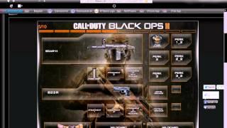 Black Ops 2 Sınıf , Oo Oluşturun. İŞE.....