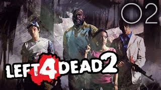 Left 4 Dead 2 || [Dead Center] O2 • Du bist mein Schutzschild
