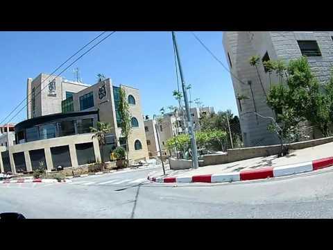 Palestine - Ramallah 2017 part 2 فلسطين - رام الله